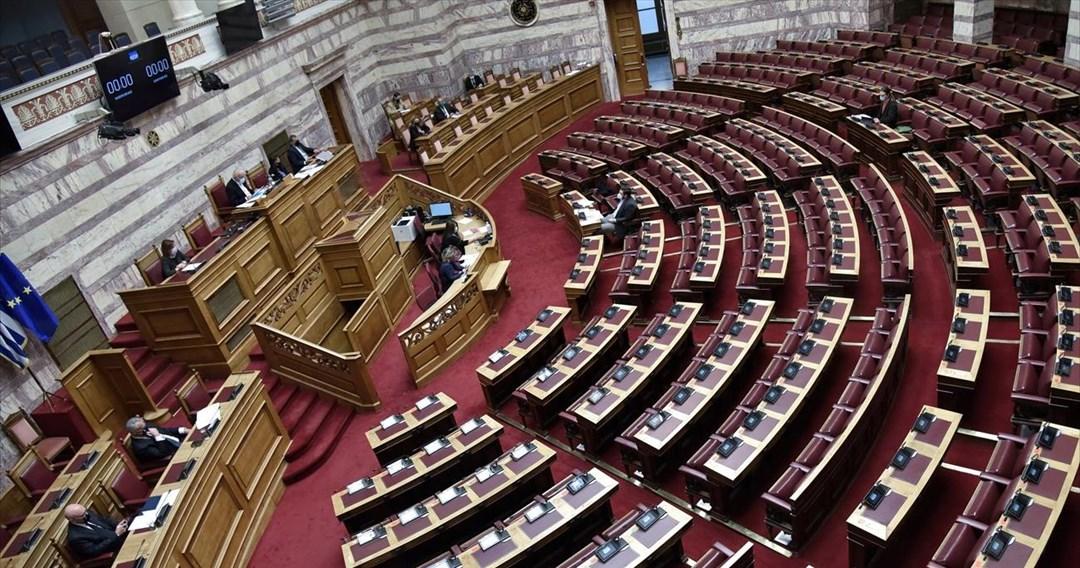Ονομαστική ψηφοφορία σε άρθρα και τροπολογίες του ν/σ ΥΝΑΝΠ ζητεί ο ΣΥΡΙΖΑ