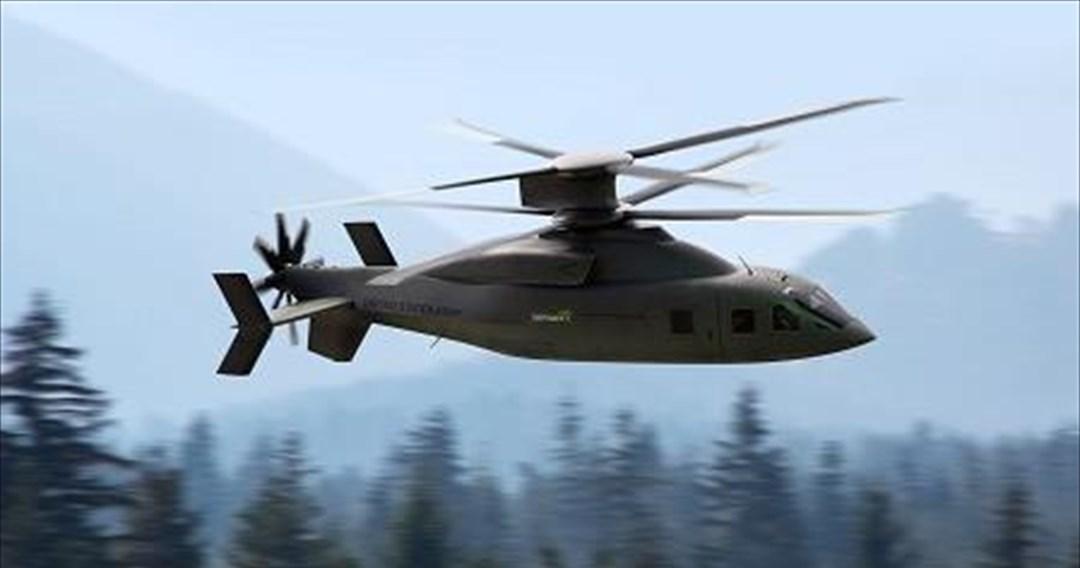 DEFIANT X:Η πρόταση απόLockheed-MartinκαιBoeingγια το νέο ελικόπτερο του αμερικανικού στρατού