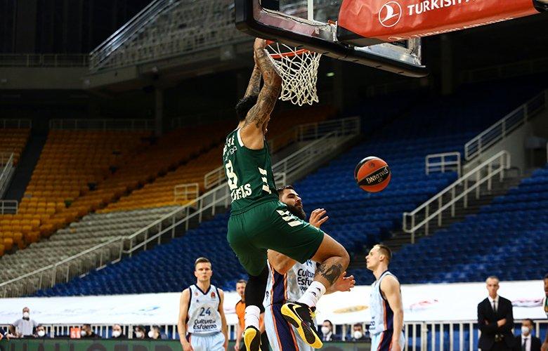 Ξέσπασε στη Βαλένθια ο Παναθηναϊκός, νίκη με 91-72 – News.gr
