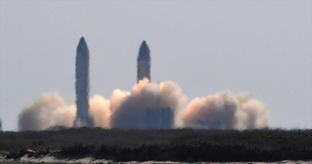 Αισιόδοξη η SpaceX παρά τη νέα συντριβή του Starship