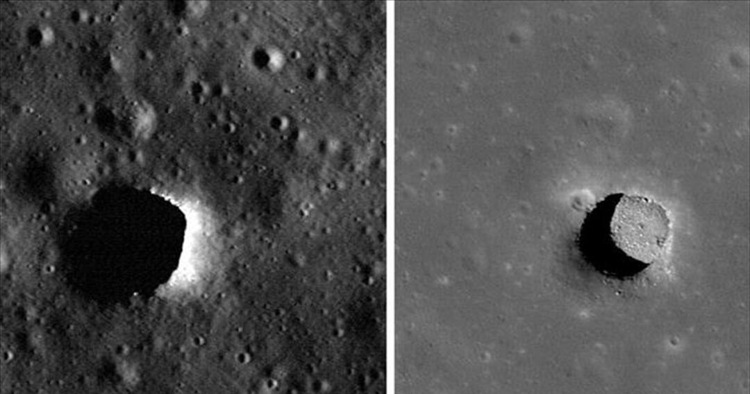 Αποστολή εξερεύνησης των σπηλαίων της Σελήνης σχεδιάζει ο ΕΟΔ