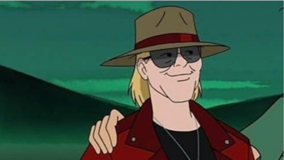 Ο Axl Rose των Guns N' Roses σε επεισόδιο του «Scooby Doo» – News.gr