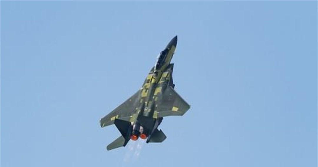 Πρώτη πτήση για το μαχητικό F-15EX