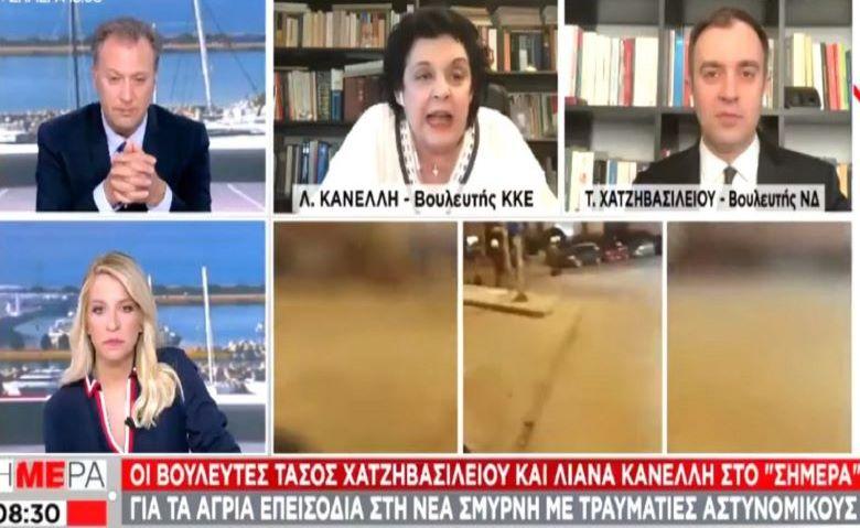Η Κανέλλη είπε την ατάκα «πάμε να τους γ…με» – Έξαλλος ο Οικονόμου – News.gr