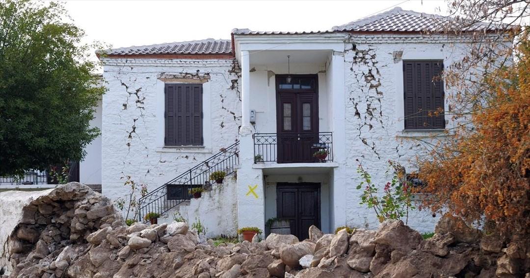 Καταβύθιση εδάφους κατά 39 εκατοστά μετά τα ρίχτερ στην Ελασσόνα