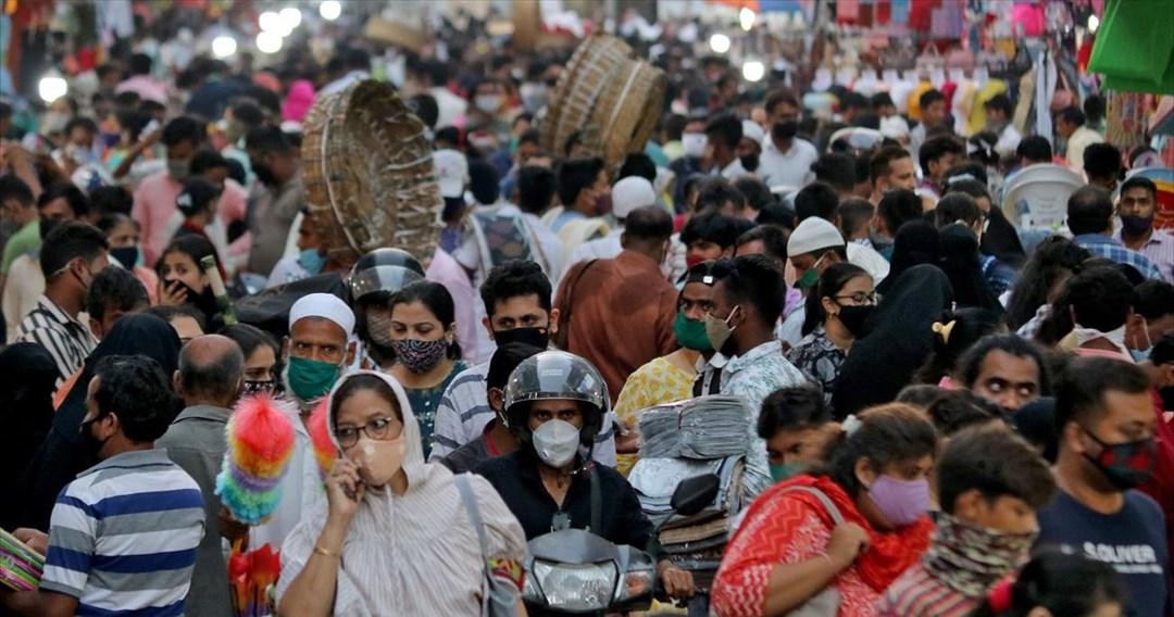 Νέο παραλλαγμένο στέλεχος του κορωνοϊού εντοπίστηκε στην Ινδία