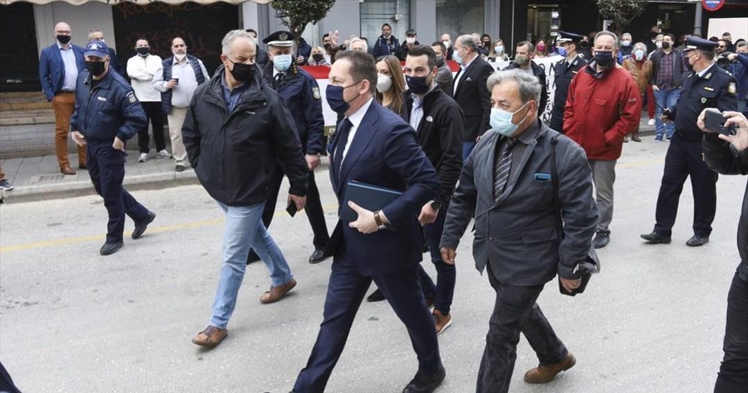 Κατευθυνόμενες από τον ΣΥΡΙΖΑ οι διαμαρτυρίες για λιανεμπόριο στην Πάτρα