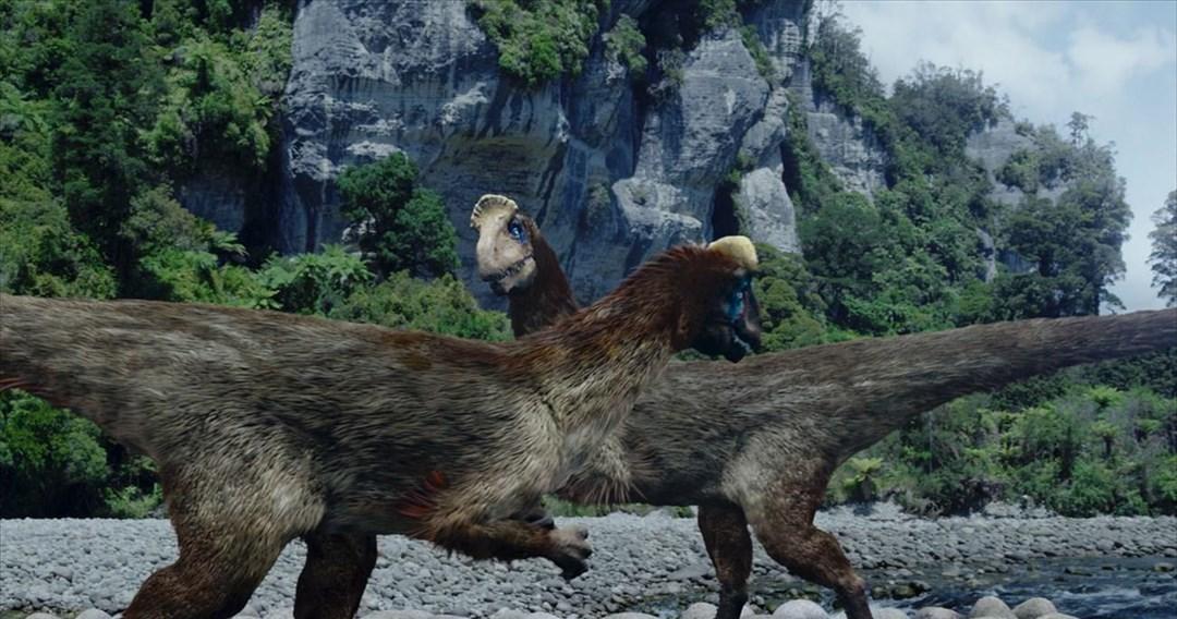 Η ουρά των δίποδων δεινοσαύρων τους έδινε ώθηση στο τρέξιμο
