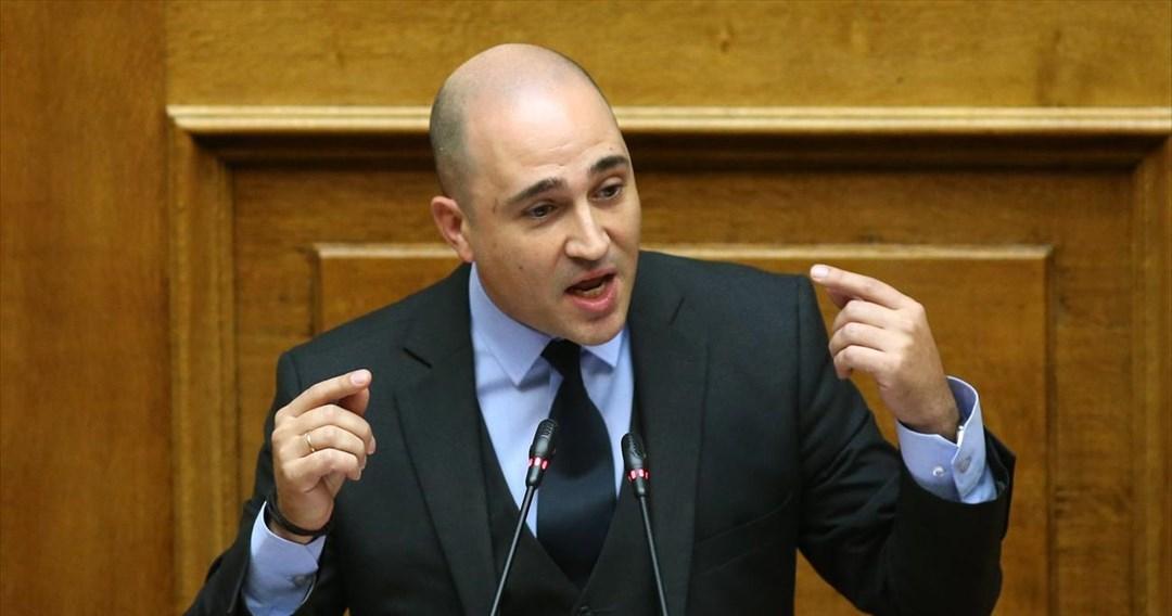 ΣΥΡΙΖΑ-ΚΙΝΑΛ ζητούν την διαγραφή Μπογδάνου