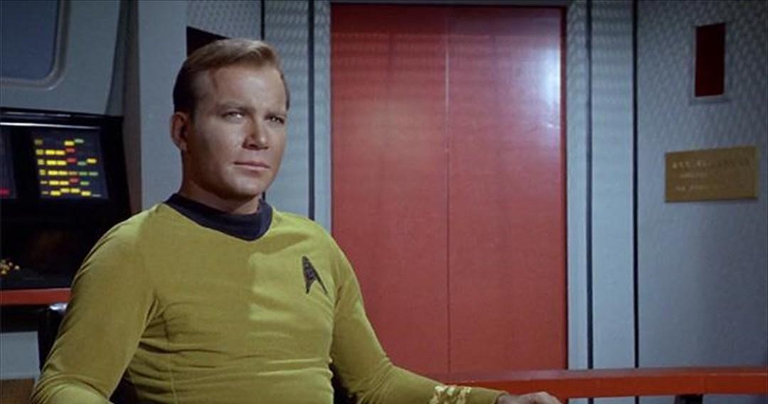 Στο Διάστημα ταξιδεύει και πάλι ο κυβερνήτης Κερκ